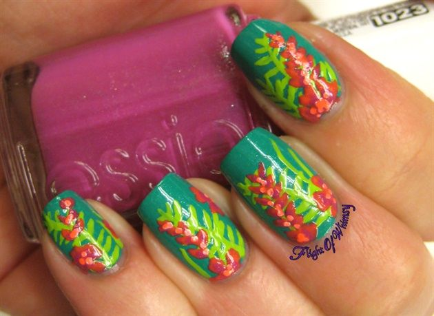 1189 best Best of Nail Art Gallery images on Pinterest | Nail ...