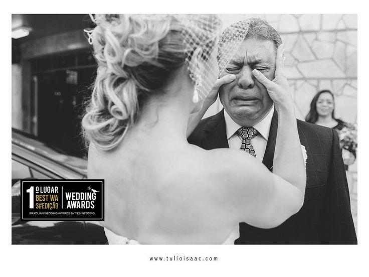 1º Lugar categoria emoção Wedding Awards #3 - 2014