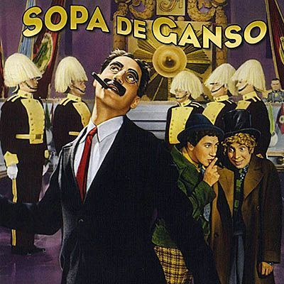 "Sopa de ganso de ""Sopa de ganso (1933)"""