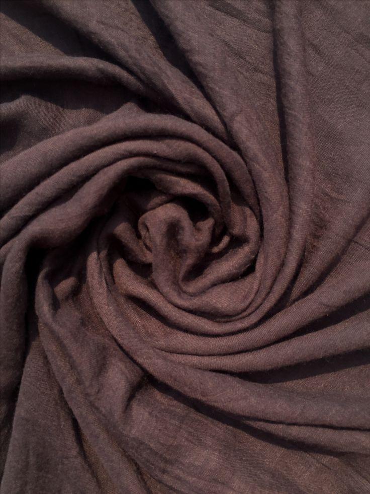 Cashmere Silk Scarf - Dusty Byzantine & Cherry by VIDA VIDA Fe4RbR3