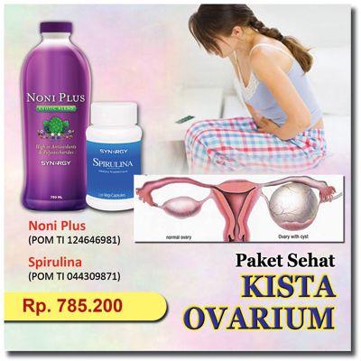 www.detoxgaleri.com/dudik - Paket Sehat Kista Ovarium