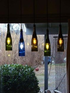 DIY: Recyklujeme lahve od vína - 1