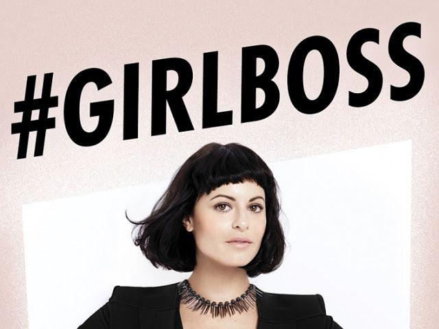 Super zwięzła recenzja #Girlboss | Kocham Szycie #szefowa #girlboss #nastygal #book #sofiaamuroso
