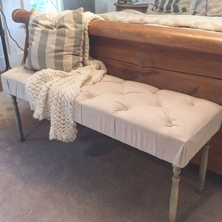 25+ Best Ideas About Tufted Bench On Pinterest