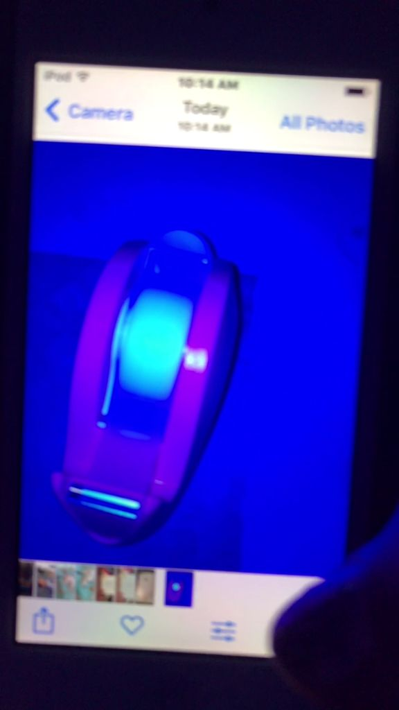 Turn Your Phone Camera Into a Blacklight Hack