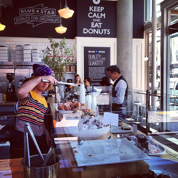 Blue Star Donuts / Portland- when i travel to Oregon :)