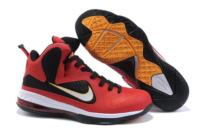 https://www.kengriffeyshoes.com/nike-lebron-9-sport-red-black-white-orange-p-578.html NIKE LEBRON 9 SPORT RED BLACK WHITE ORANGE Only $82.89 , Free Shipping!