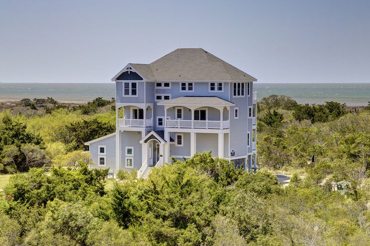 Obx vacation rentals on hatteras island nc outer banks for Hatteras homes