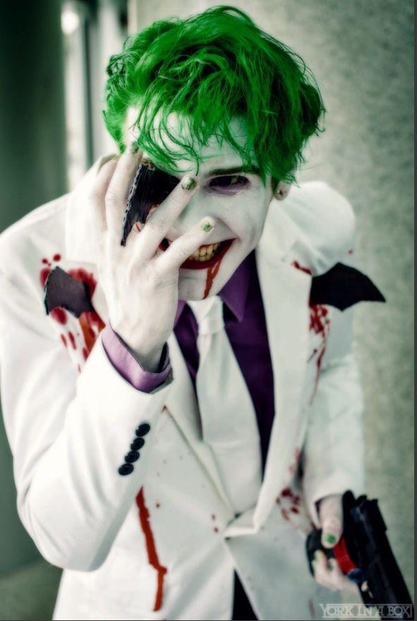 The Joker - The Dark Knight Returns cosplay by smile-xvillainco on DeviantArt