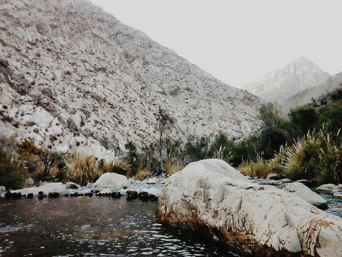 Rio Cochiguaz, Chile