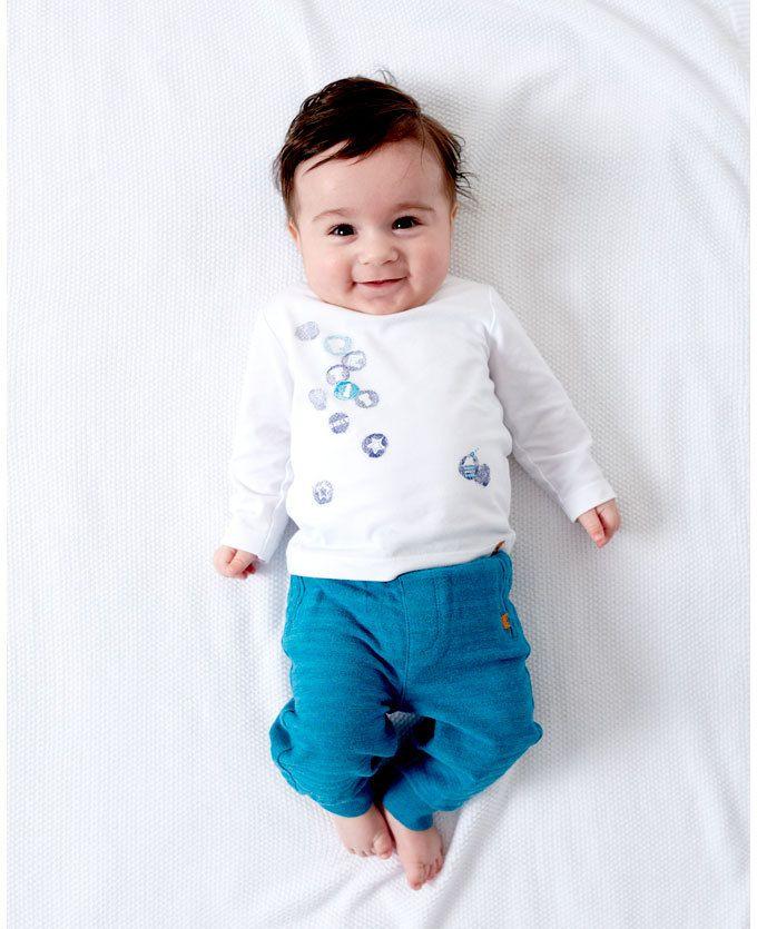 Petit Luuk newborn jongens broek