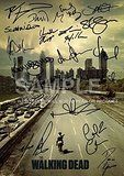 The Walking Dead cast 8x10 reprint signed photo... for $11.99 http://amzn.to/2gIJZiD