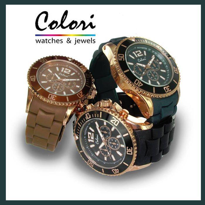 Δείτε τα ΝΕΑ ρολόγια COLORI μόνο στο OROLOI.GR! http://www.oroloi.gr/index.php?cPath=652