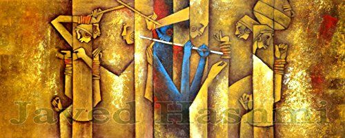 Lord Krishna With Gopiyan - Unframed Painting - Print On ... http://www.amazon.in/dp/B06Y3VRBH9/ref=cm_sw_r_pi_dp_x_6pF6yb0GT0R5Y