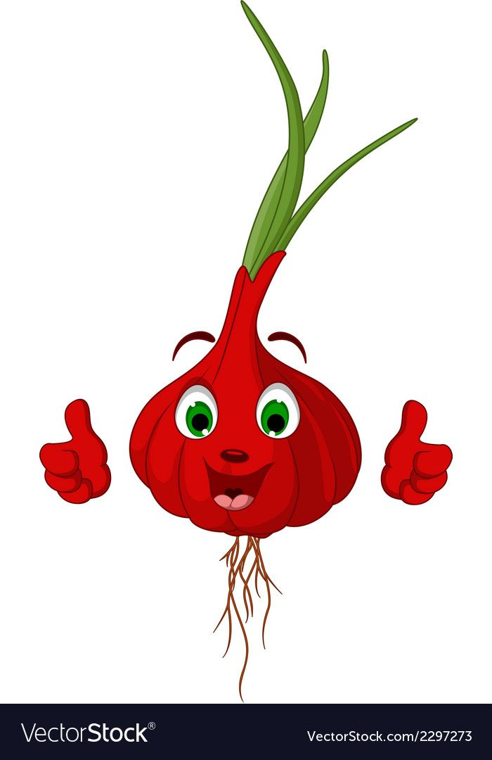 Red Onion Cartoon Thumbs Up Royalty Free Vector Image Onion Cartoon Cartoon Cartoons Vector