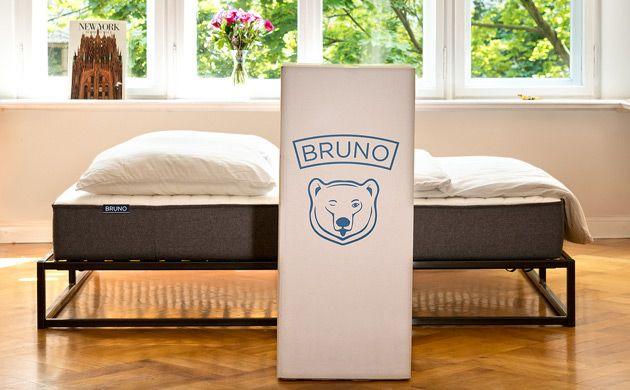 Risicoloos bestelt u uw eigen Bruno matras, bezorging en retour zenden is namelijk kosteloos!