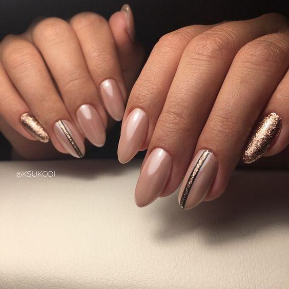 Bemerkenswerte Maniküreideen! 30 elegante, raffinierte und feminine Nageldesigns! – beauty