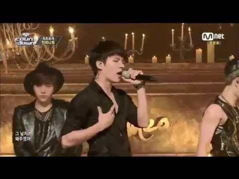 Come back stage (M countdown) - Memories+Season 2+Last Romeo