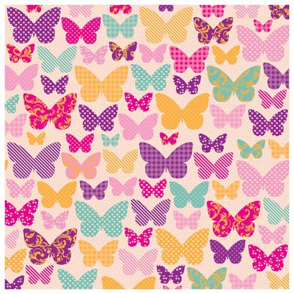 best scrapbooking images backgrounds  kaisercraft butterfly kisses collection 12 x 12 paper varnish accents kaleidoscope