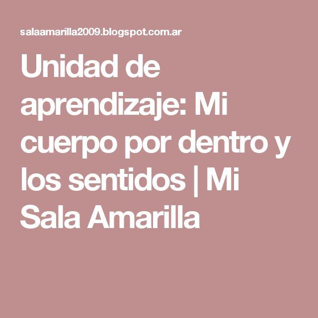 Tu Blog en mi Blog: Mi Sala Amarilla