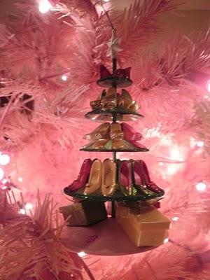 Barbie Christmas Tree Decorating 2