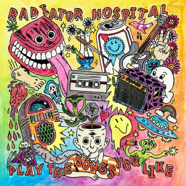 "Listen to ""Dance Number"" by Radiator Hospital #LetsLoop #Music #NewMusic"