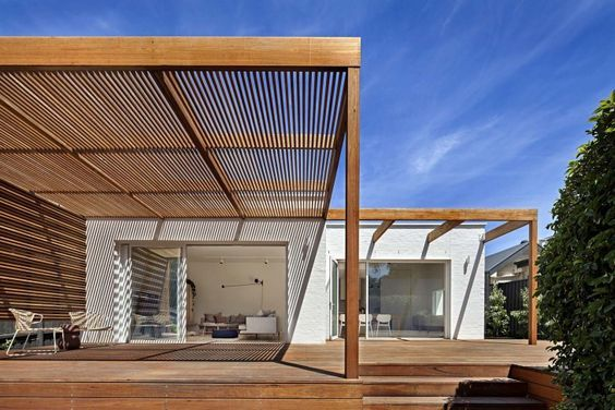 White House | Clare Cousins Architects: