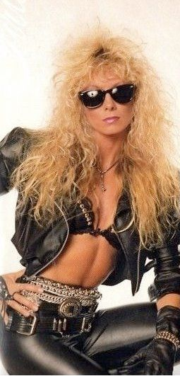 80's metal & big hair,, Luv it :)