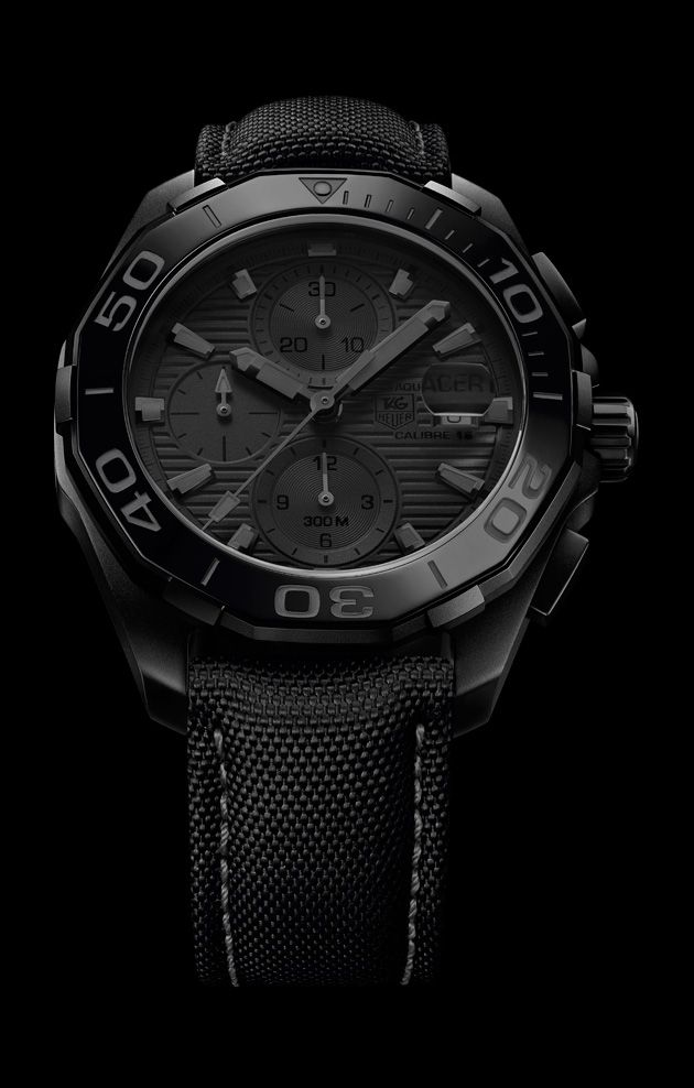 TAG Heuer AquaRacer 300M Cerámica Calibre 16 chrono