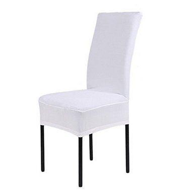 17 mejores ideas sobre fundas de sillas de comedor en - Fundas asiento sillas comedor ...