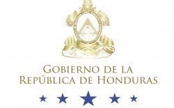 Logo Gobierno de la República de Honduras (FONDO-BLANCO)