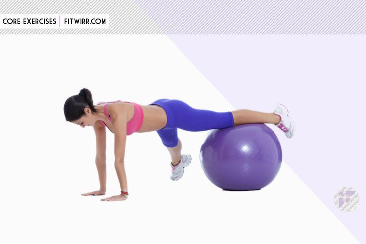 30 best ball exercises to try. With a ball, basic moves like crunches, planks, and pushups become more challenging and effective—by 24 to 38%.