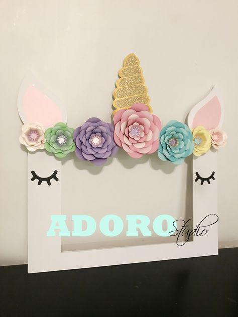 Picture Frame Crafts For Party