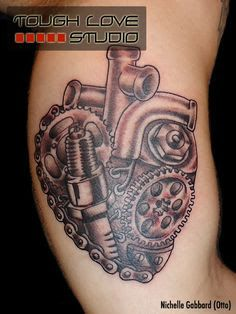 car part tattoos - Google Search