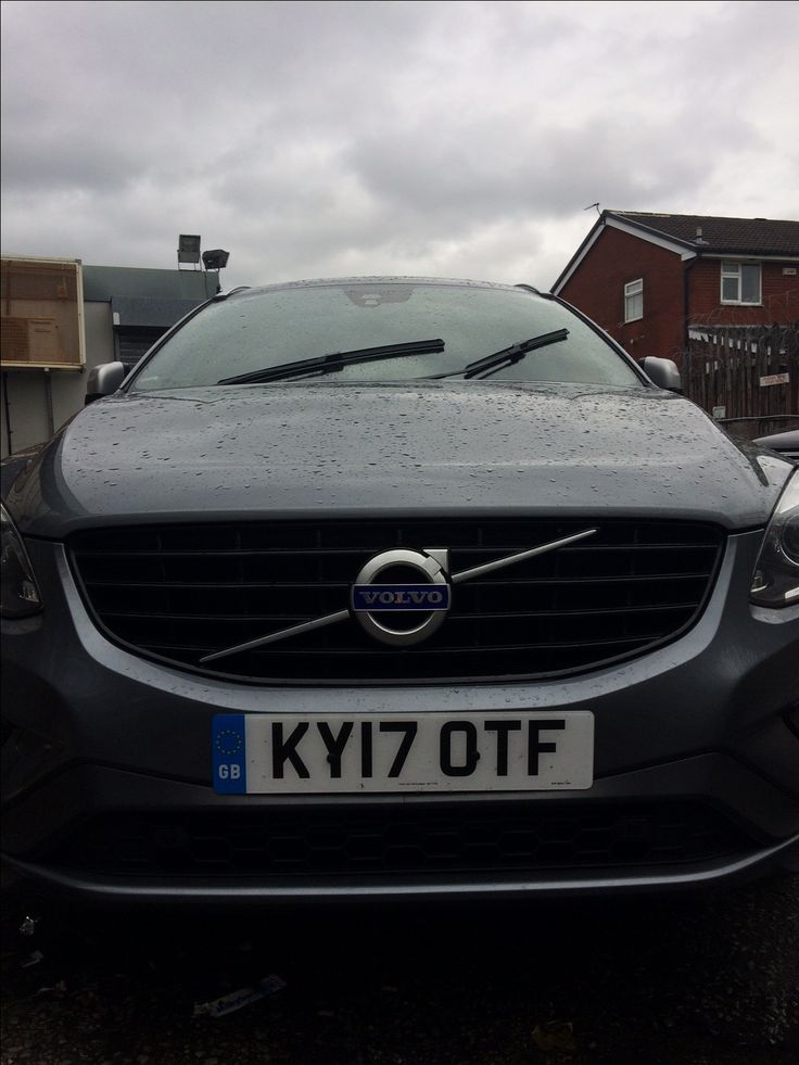 The Volvo XC60  #carleasing deal for you | One of the many cars and vans available to lease from www.carlease.uk.com