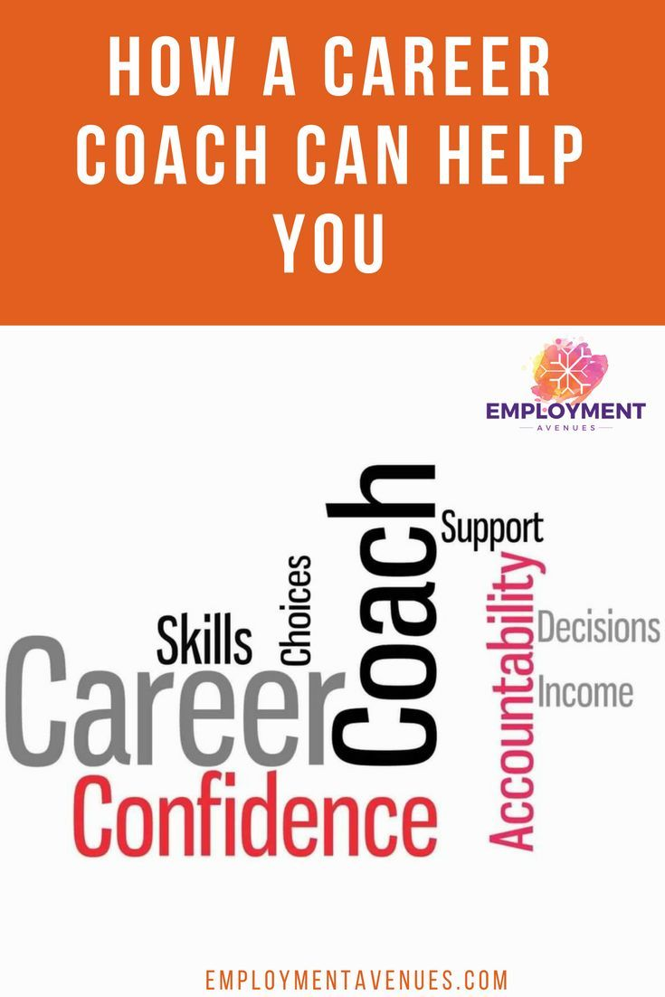 Getting a career coach is the first step to career change success.