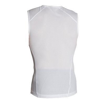 Sous-vêtement sans manches vélo homme 500 blanc - Sous-vêtements vélo homme et…
