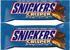 FREE Snickers Crisper Bar at Kroger on 2/5 on http://hunt4freebies.com
