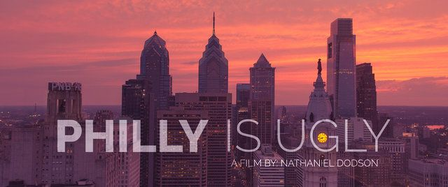 Philly is ugly is a timelapse photography project by Philadelphia area photographer, Nathaniel Dodson. All images were shot with Canon cameras and lenses -with inspiration from Nikon of course ;)