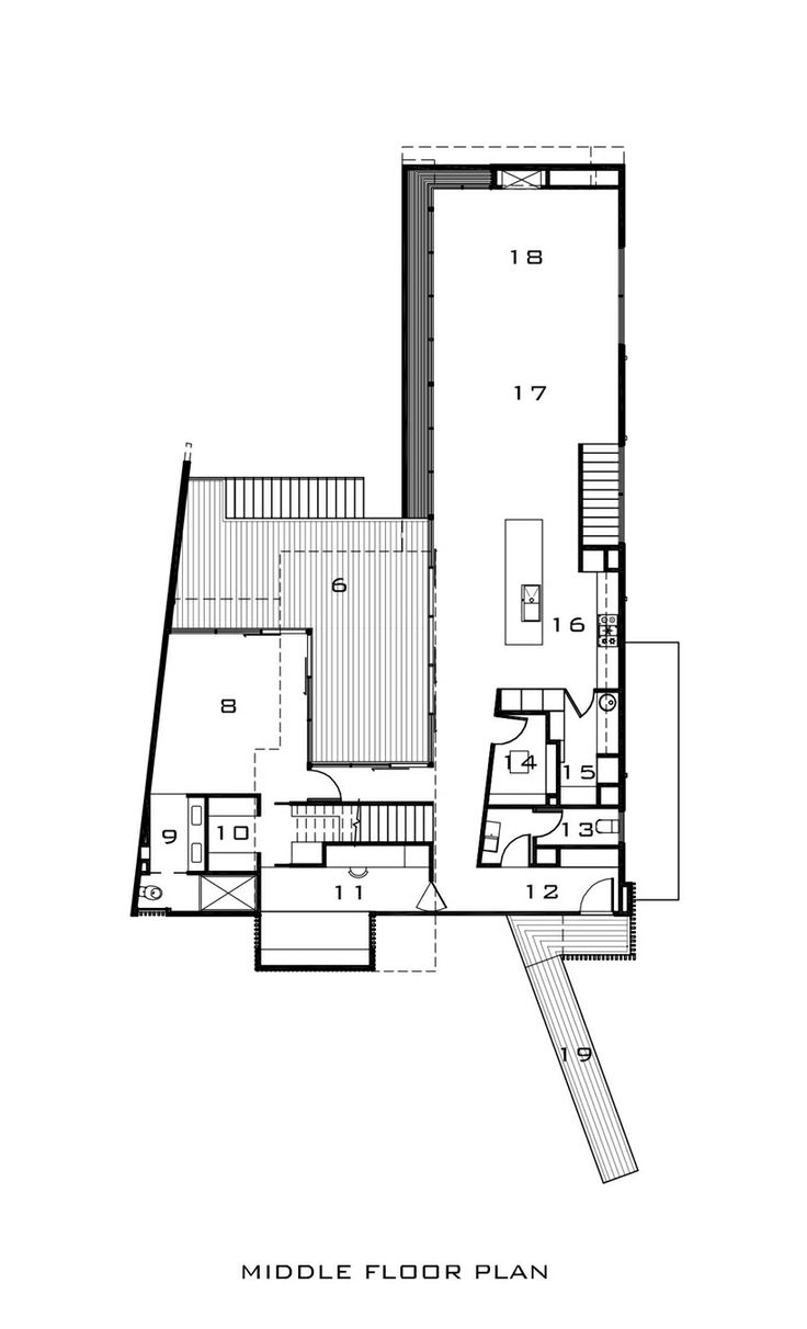 38 best floor plans images on pinterest floor plans world of architecture kew house with two faces melbourne worldofarchi architecture
