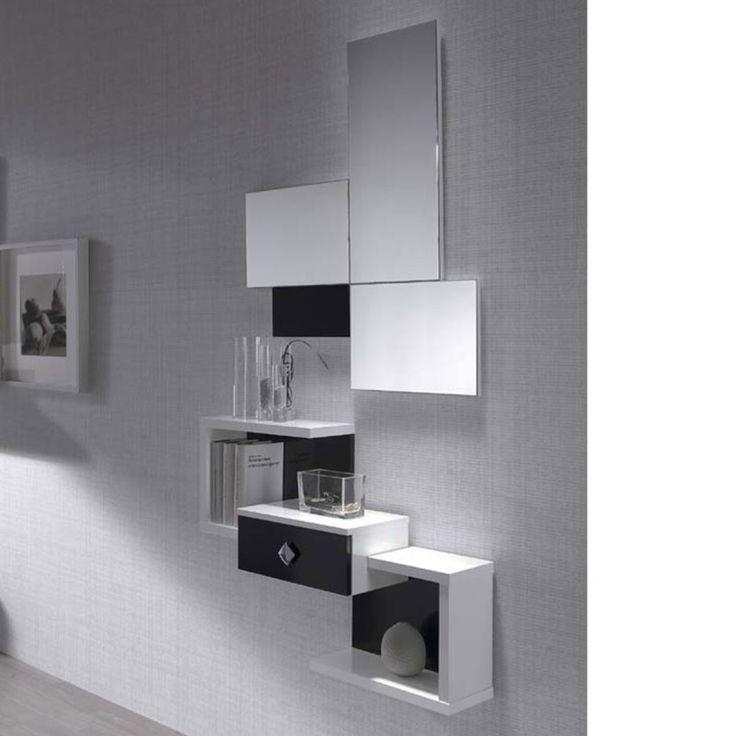 Meuble d 39 entr e design elio atylia commode entree for Petit meuble entree design