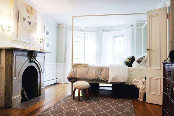 { jacklyn paige }Guest Room, Dreams Bedrooms, Bedrooms Colors, Guest Bedrooms, Ikea Beds, Beds Frames, Erin Gates, Bedrooms Dreams, Neutral Bedrooms