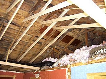 26 best vaulted ceilings images on pinterest ceiling for How to build a cathedral ceiling