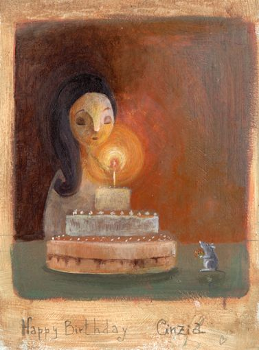 Happy Birthday Cinzia!