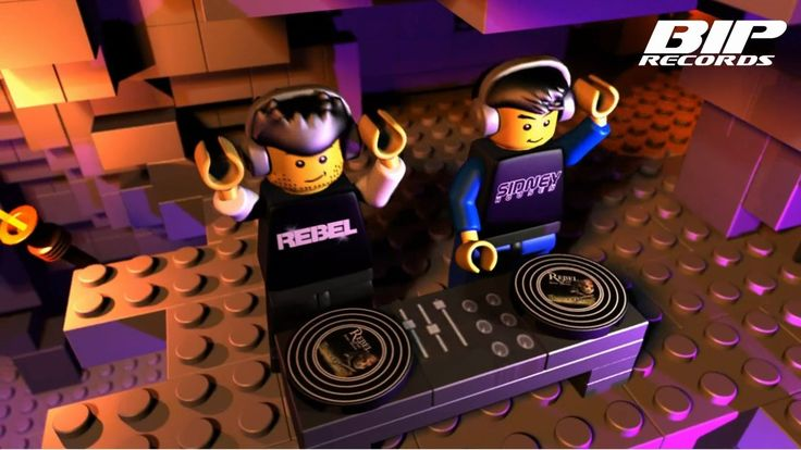 Rebel Feat. Sidney Housen -- Black Pearl  #DanceMusic & #lego & #PiratesOfTheCaribbean combined, what an ultimate combination :-)
