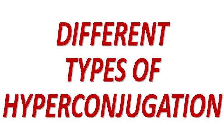 Hyperconjugation ! Isovalent ! Sacrificial Hyperconjugation