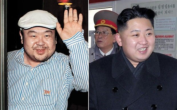Kim Jong-nam is thought to have fallen out of favor with Kim Jong-il in 2001 after he was caught trying to sneak into Japan using a false passport