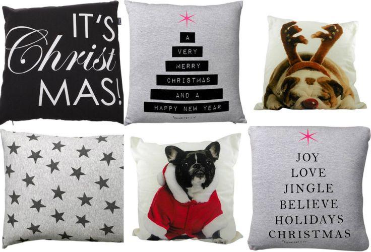collage kerst kussens bol.com
