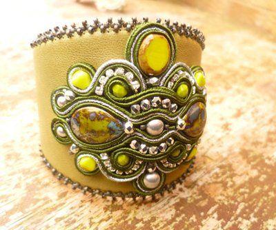 Stunning Soutache - Inside Jewelry Stringing Magazine - Blogs - Beading Daily