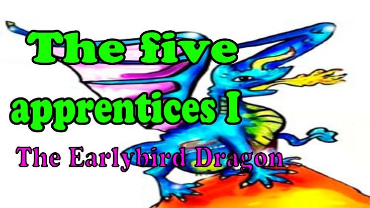 The Early bird Dragon tries to catch the ring! A hilarious adventure. Do...